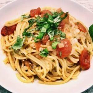 33458820656_bb5ab18c77_o-400x400-1-300x300 Oil-Free Vegan 20 Minute One-Pot Wonder Pasta